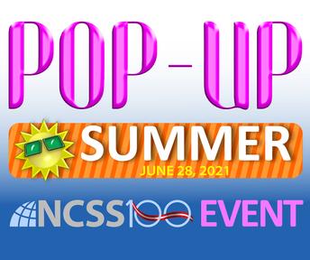 NCSS Summer Pop-UP! Event