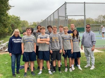 Wrapping up a GREAT Tennis season!