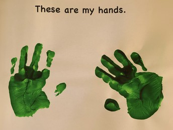 """""""My Hands"""" by a 4's Artist"""