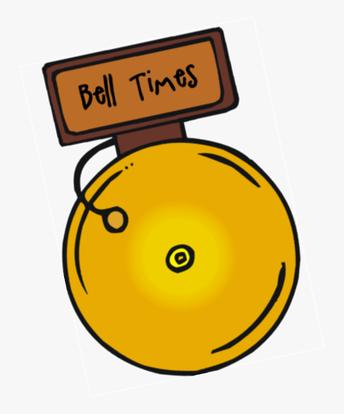 WMS Bell Schedule