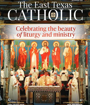 Subscribe to the East Texas Catholic