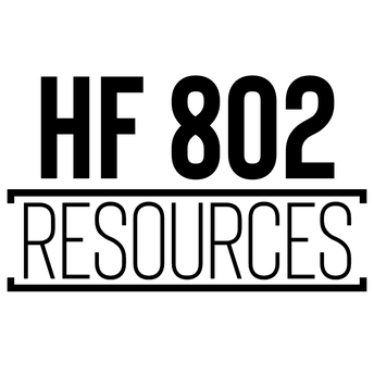 Resources About HF 802