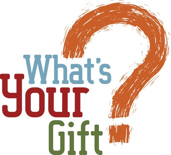 Share your many gifts