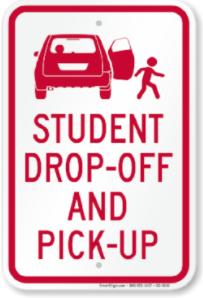 Student Drop Off & Pick Up Procedures