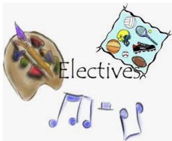 Elective Schedule