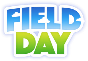 6th Grade Field Day-Tuesday, June 1st