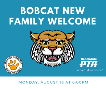 Bobcat New Family Welcome