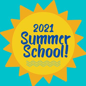 Important Summer School Updates