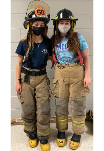 First Responder Ride-Alongs Excite and Educate Emergency Services Students