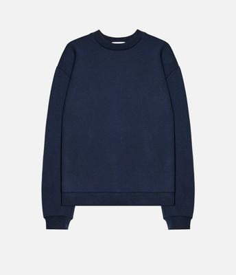 Navy Crew Sweatshirt or Sweater (Optional)