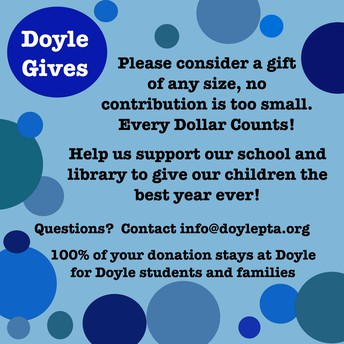 Doyle Gives is going on Now!