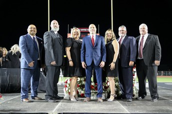 Lubbock-Cooper High School Administration
