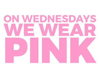 Wear Pink on Wednesday