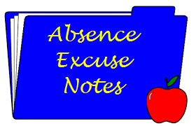 Attendance Notes and Documentation!
