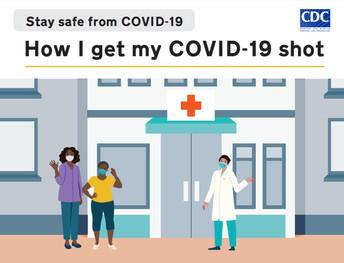 Adult-friendly: How I get my COVID-19 shot