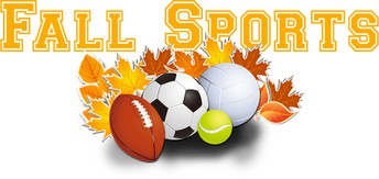 Fall Athletic Schedules