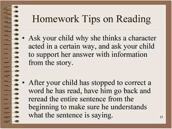Reading Tip 2