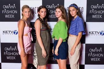 Gretchen Nelson, Omaha Fashion Week Designer
