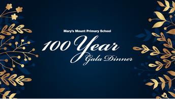 100 YEAR GALA DINNER - WHAT A WONDERFUL EVENING!