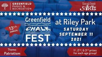 Chalk Fest @ Riley Park