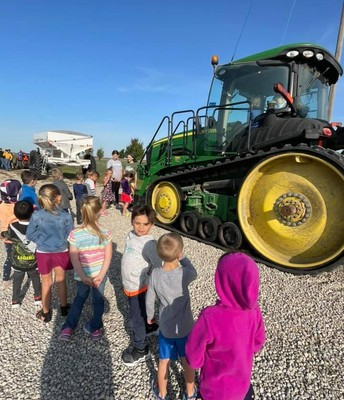 Farm Safety Day with the Danville FFA
