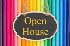 Classroom and School Open House!