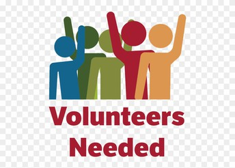 Lunch room and recess helpers needed!