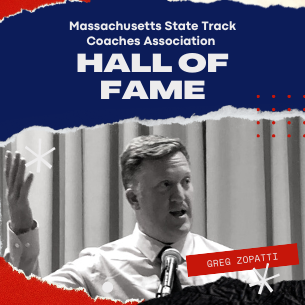 PEMBROKE TEACHER INDUCTED TO THE MASSACHUSETTS TRACK COACHES HALL OF FAME