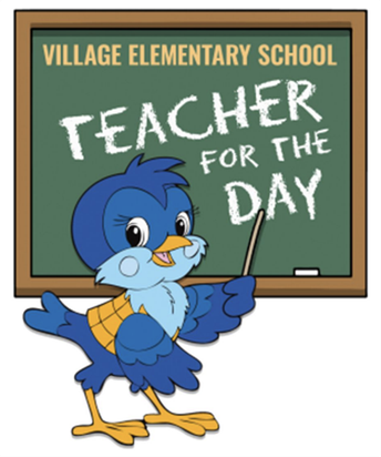 Teacher for the Day!