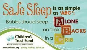 SAFE SLEEP - SAFE BABIES COMMUNITY NETWORK