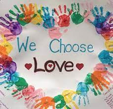 CHOOSE LOVE MOVEMENT