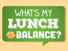 Lunch Balances