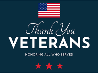 Veterans Day Program: How can your child participate?