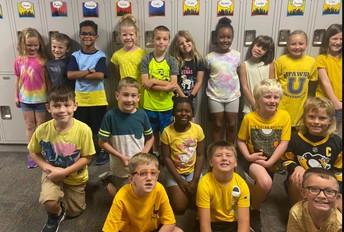 Mrs. Birdwell's 2nd Grade