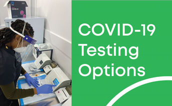 County COVID Testing Info