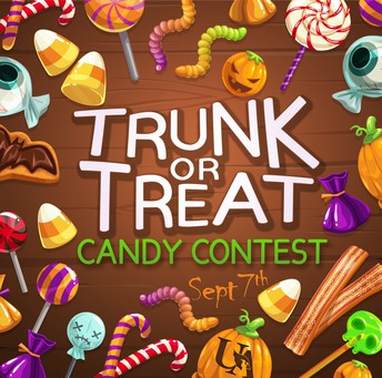 Trunk or Treat Candy Contest