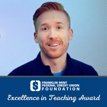 FMFCU Excellence in Teaching Award - Chris D'Esposito