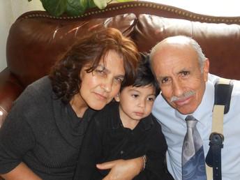 Avryl & Josiah's Grandpa