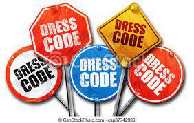 Updated Dress Code