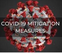 COVID - Fall Mitigation Updates
