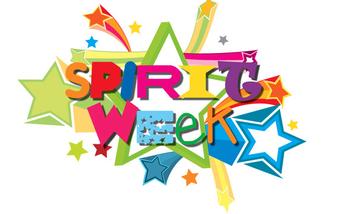 United Way Spirit Week October 4th-8th