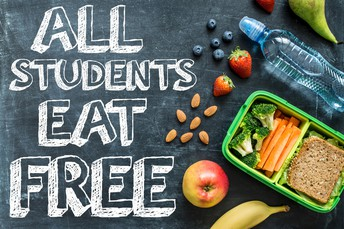 FREE Breakfast & Lunch will continue for the 2021-2022 school year!
