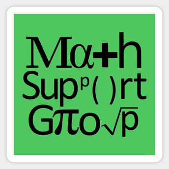 Math Support for grades 5 and up