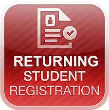 2021-2022 Registration for Returning Students