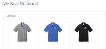 #4: Uniforms