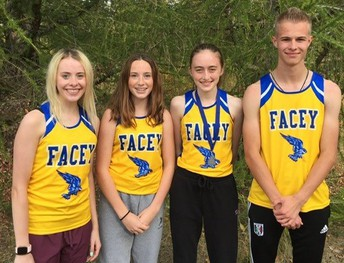 Congrats to our X-Country Provincials Qualifiers!