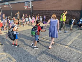 Welcome Kindergarten!