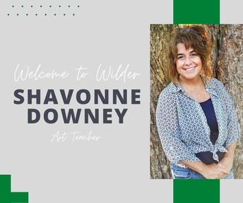 Ms. Shavonne Downey