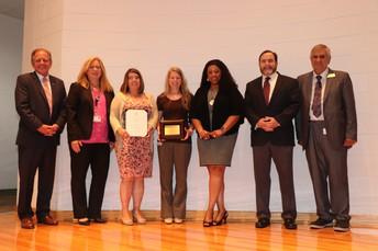 CCPS Business Services Department: GFOA & ASBO Awards