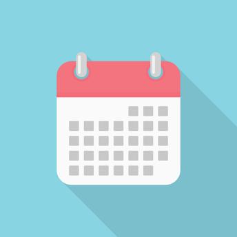 School Calendar - Upcoming Events